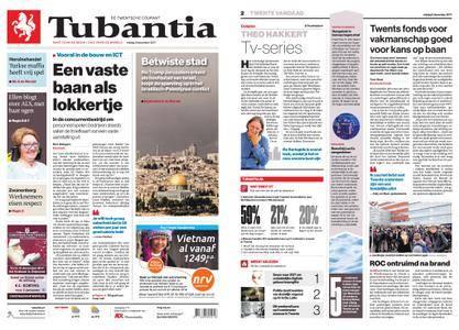 Tubantia - Enschede – 08 december 2017