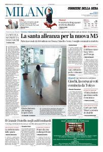 Corriere della Sera Milano – 28 novembre 2018