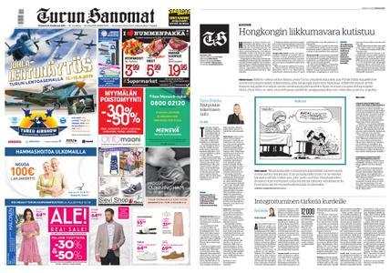 Turun Sanomat – 14.06.2019