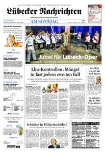 Lübecker Nachrichten Ostholstein Süd - 19. August 2018