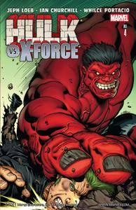 Hulk Vol 04 - Hulk vs X-Force
