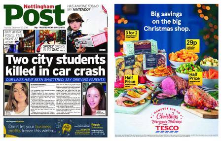 Nottingham Post – December 20, 2018