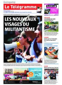 Le Télégramme Guingamp – 20 mai 2019