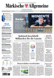 Märkische Allgemeine Prignitz Kurier - 29. August 2019