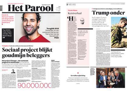 Het Parool – 20 december 2018
