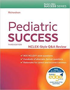 Pediatric Success: NCLEX®-Style Q&A Review, 3rd Edition