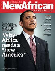 New African - US-Africa Special Report