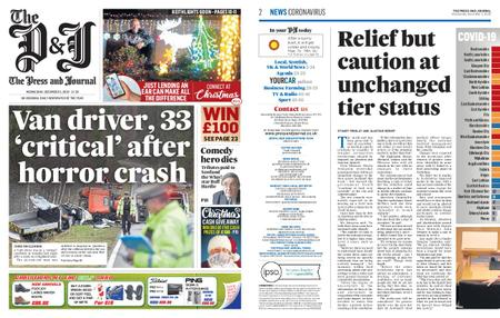 The Press and Journal Moray – December 02, 2020