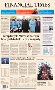 Financial Times Europe – 06 November 2018