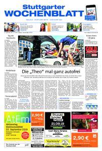 Stuttgarter Wochenblatt - Stuttgart Mitte & Süd - 18. September 2019