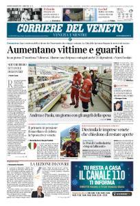 Corriere del Veneto Venezia e Mestre – 26 marzo 2020