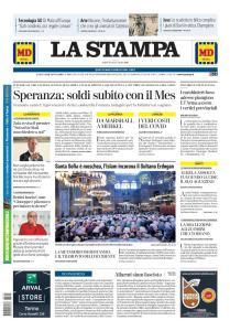 La Stampa Torino Provincia e Canavese - 25 Luglio 2020