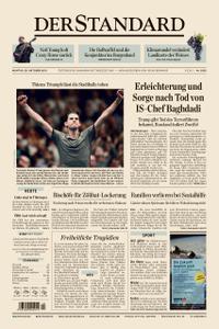 Der Standard – 28. Oktober 2019