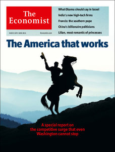 The Economist Audio Edition March 16th - 22nd 2013