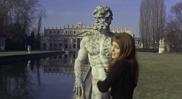 Pigpen / Porcile / Свинарник (1969)