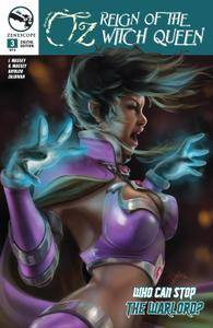 Grimm Fairy Tales Presents Oz Reign Of The Witch Queen 0032015 Digital