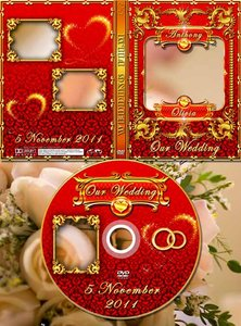 DVD Cover - Wedding