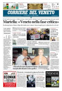 Corriere del Veneto Venezia e Mestre – 31 ottobre 2020
