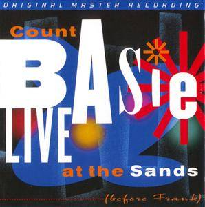 Count Basie - Live at the Sands 1966 (Before Frank) (1998) MFSL Remastered 2013, Audio CD Layer [Re-Up]