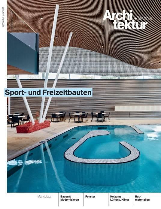 Architektur+Technik - August 2018