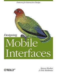 Designing Mobile Interfaces (Repost)