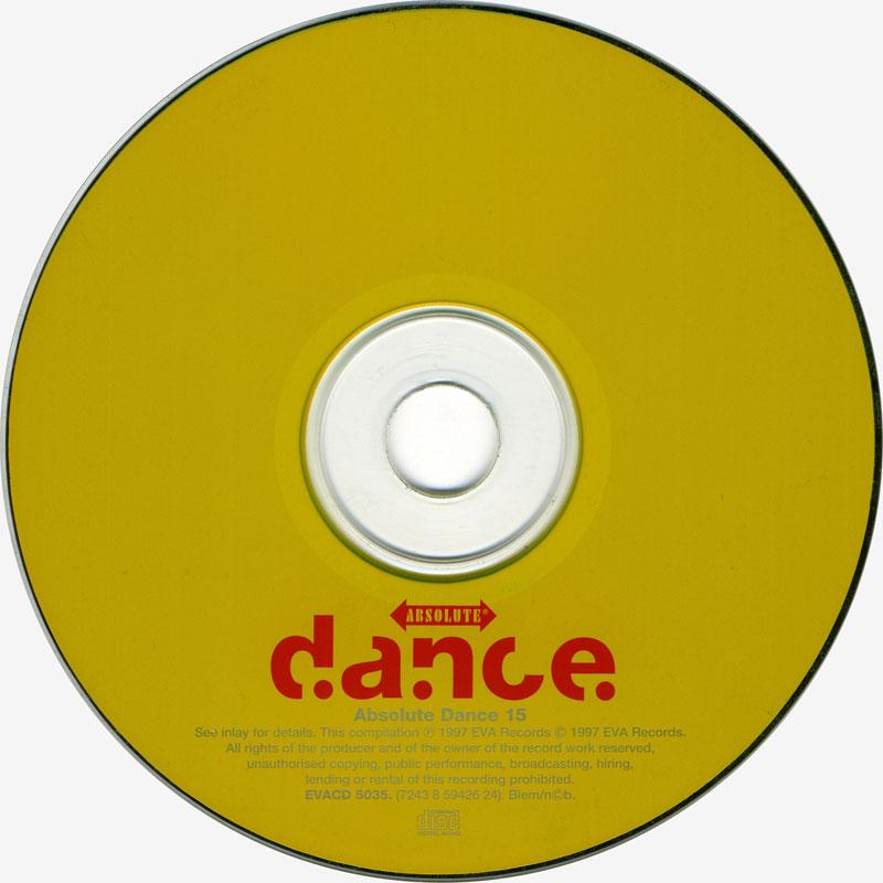 VA - Absolute Dance 15 (1997)
