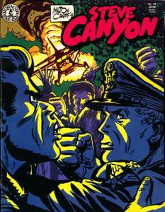 Steve Canyon v18 (Kitchen Sink 1987)