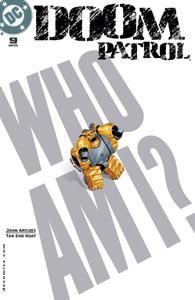 Doom Patrol 009 2002 Digital Shadowcat