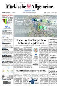 Märkische Allgemeine Prignitz Kurier - 21. August 2018