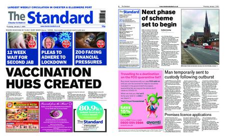 The Standard Chester & District – January 07, 2021