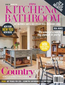 Utopia Kitchen & Bathroom – January 2019