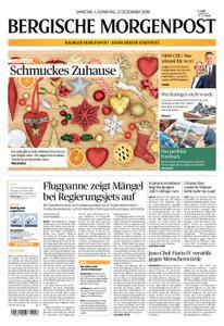 Solinger Morgenpost – 01. Dezember 2018