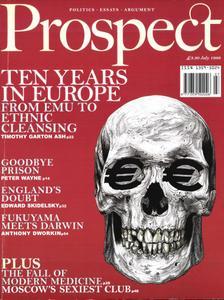 Prospect Magazine - July 1999