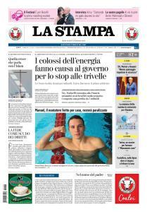 La Stampa Torino Provincia e Canavese - 6 Febbraio 2019