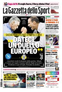 La Gazzetta dello Sport Roma – 28 febbraio 2019