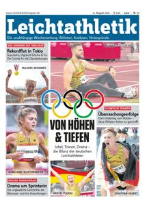 Leichtathletik – 10. August 2021