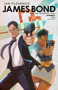 James Bond 006 (2020) (Digital-Empire