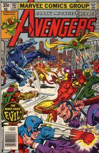 Concluding our foray to Apr 1979 06 -Avengers 182 04-1979 HD