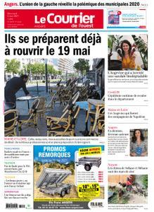 Le Courrier de l'Ouest Angers – 05 mai 2021
