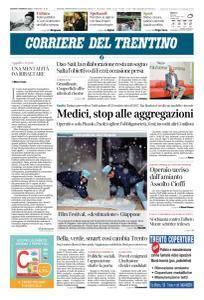 Corriere del Trentino - 8 Febbraio 2018
