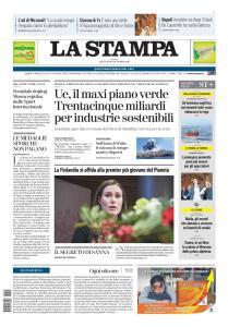 La Stampa Milano - 10 Dicembre 2019