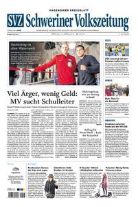 Schweriner Volkszeitung Hagenower Kreisblatt - 12. April 2019