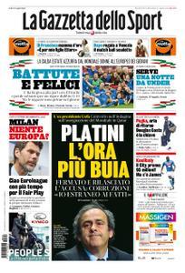 La Gazzetta dello Sport – 19 giugno 2019