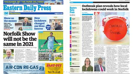 Eastern Daily Press – July 01, 2020