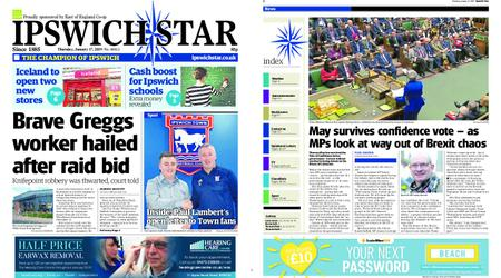 Ipswich Star – January 17, 2019