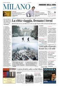 Corriere della Sera Milano - 2 Marzo 2018