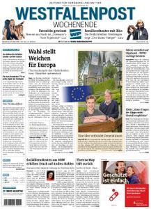 Westfalenpost Wetter - 25. Mai 2019