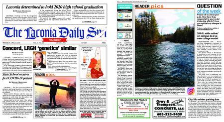 The Laconia Daily Sun – April 23, 2020