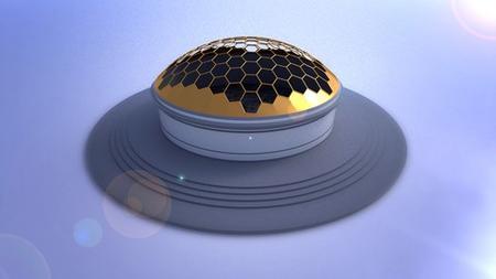 Rhino 3D Hexagonal Geodesic Dome like structure full lesson