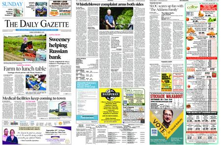 The Daily Gazette – September 22, 2019
